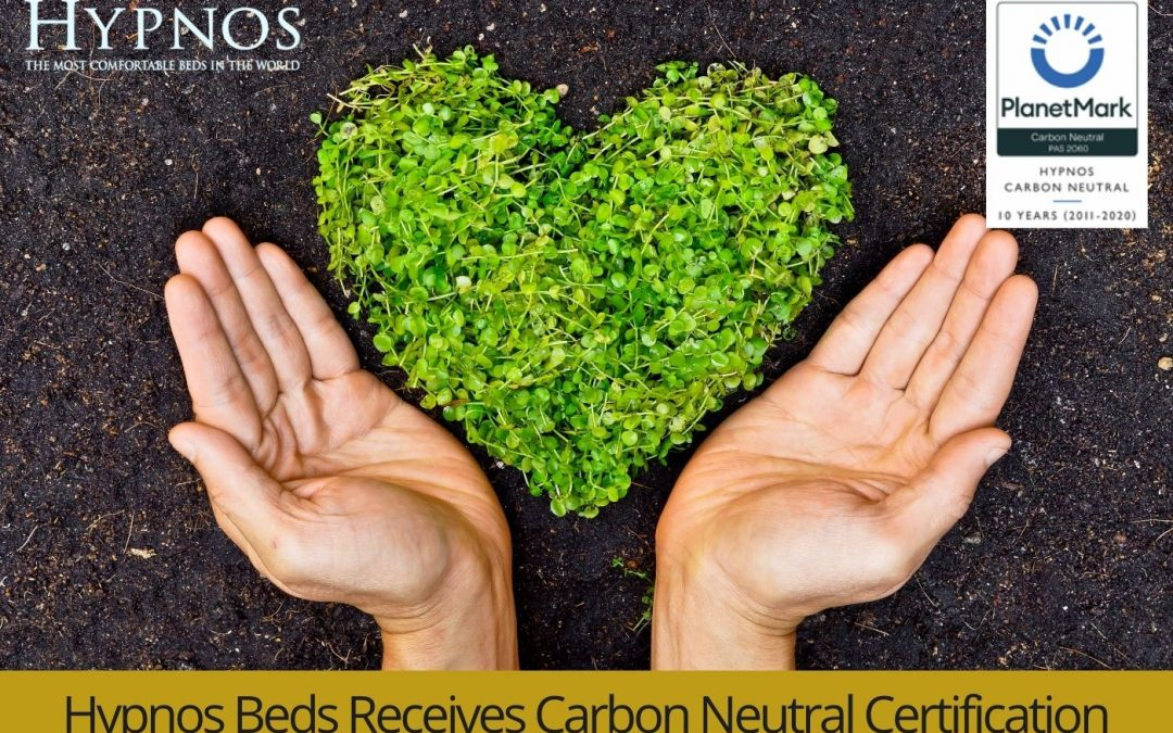 Hypnos Beds Receives Carbon Neutral Certification
